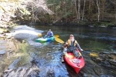 Harris River Kayaking