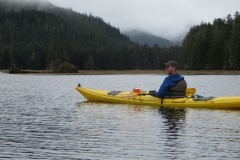Estuarary Kayaking