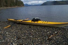 Kayak, Beach Combing